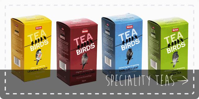 Tea-Birds