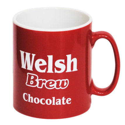 Welsh-Brew-Choc-Mug-Red