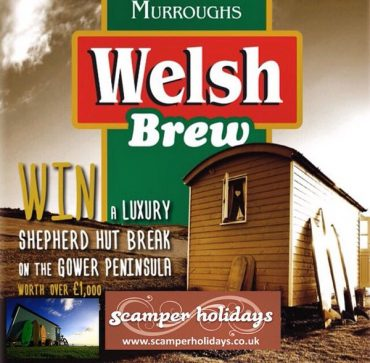 Win Win Win a £1000 luxury glamping Scamperholiday