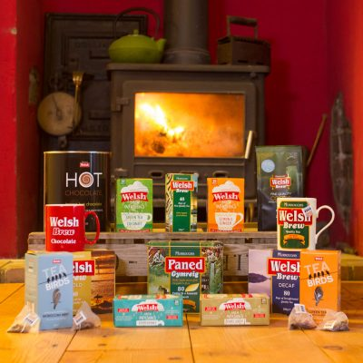 Welsh Brew tea products
