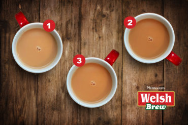 The Perfect cuppa…