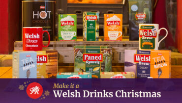 Make it a Welsh Brew Christmas!